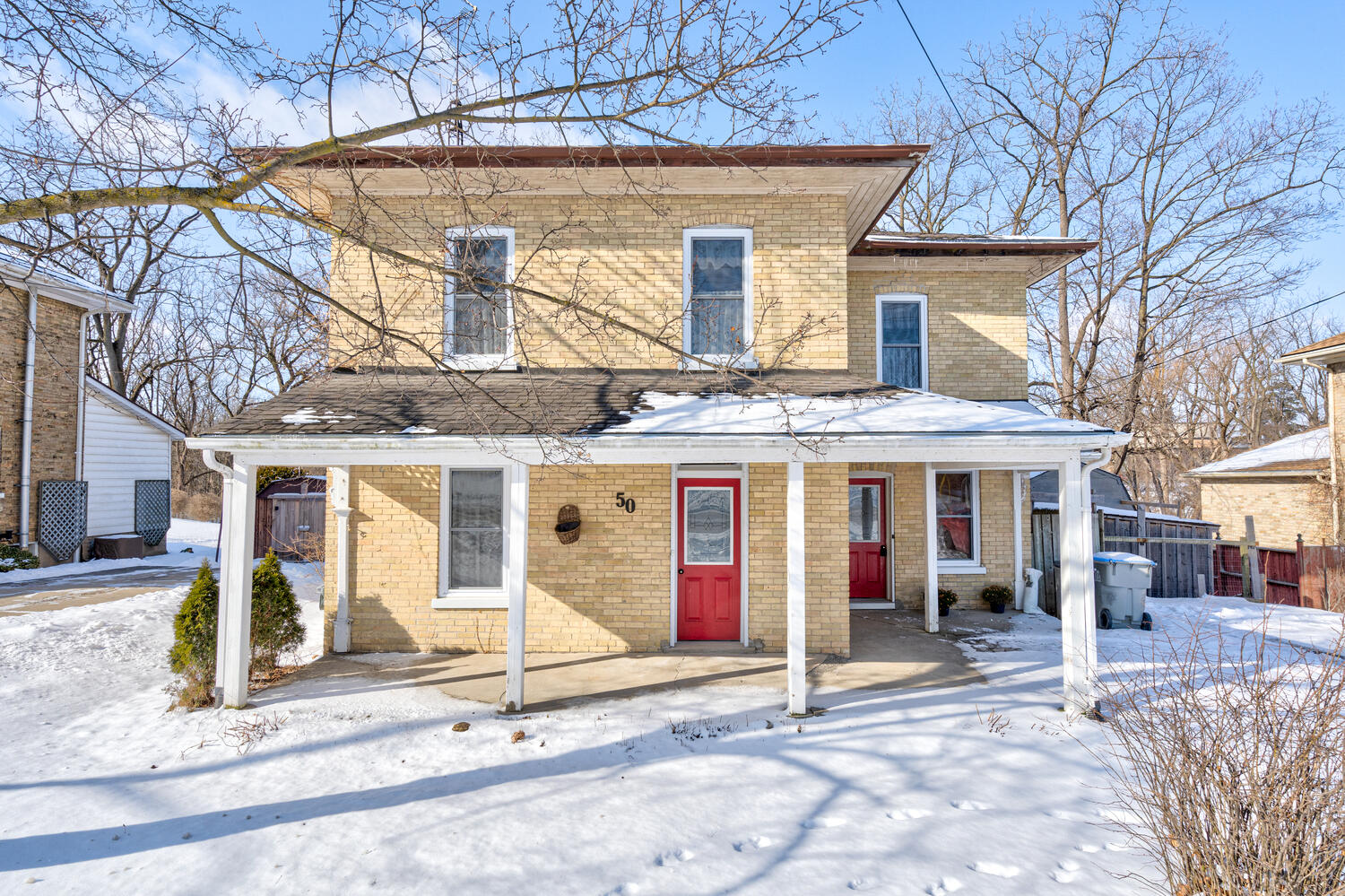 SOLD – 50 Main Street South